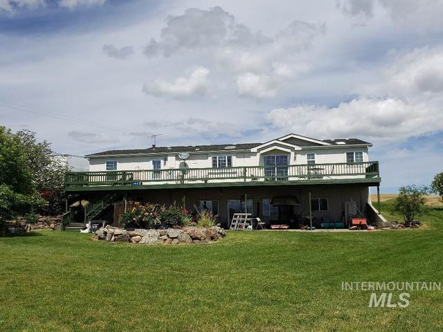 820 Foster Avenue, Cottonwood, ID 83522 (MLS #98801616) :: Team One Group Real Estate