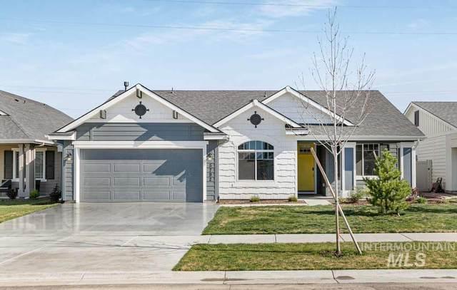 5792 W Los Flores Dr, Meridian, ID 83646 (MLS #98801623) :: Jon Gosche Real Estate, LLC