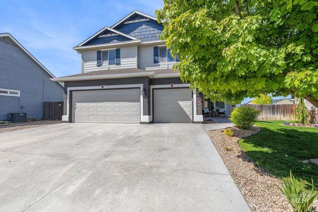 10742 Cocoon St., Nampa, ID 83687 (MLS #98801653) :: Epic Realty