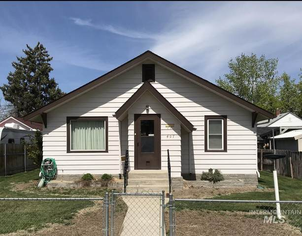 407 21st Ave S, Nampa, ID 83651 (MLS #98801660) :: Epic Realty