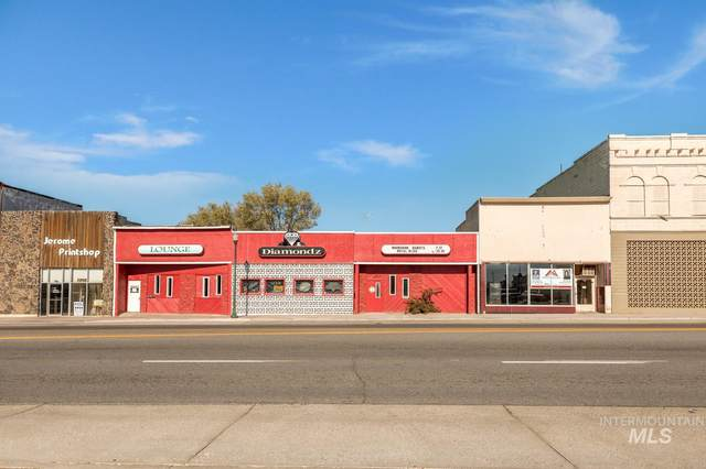 214 and 220 W Main, Jerome, ID 83338 (MLS #98801685) :: Full Sail Real Estate