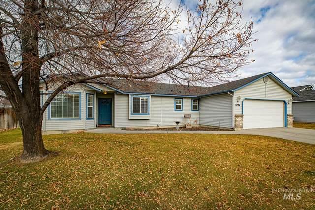 8754 W Mediterranean Court, Boise, ID 83709 (MLS #98801698) :: Build Idaho