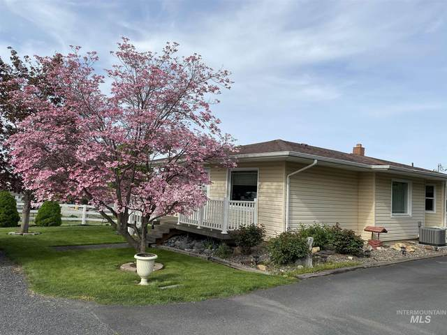 3115 4th St E, Lewiston, ID 83501 (MLS #98801699) :: The Bean Team