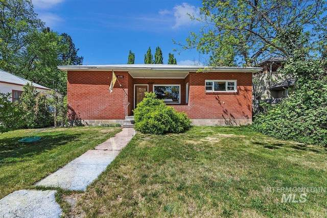 478 & 506 W Highland St., Boise, ID 83706 (MLS #98801712) :: Jon Gosche Real Estate, LLC