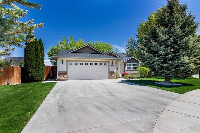1606 S Clan Place, Nampa, ID 83686 (MLS #98801742) :: Beasley Realty