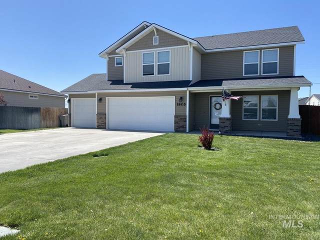 1805 SW Shaft Ave, Mountain Home, ID 83647 (MLS #98801747) :: Epic Realty
