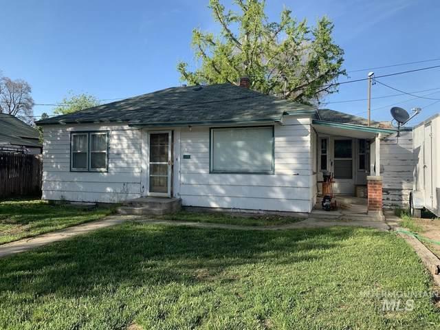 712 7th Street S, Nampa, ID 83651 (MLS #98801761) :: Jon Gosche Real Estate, LLC