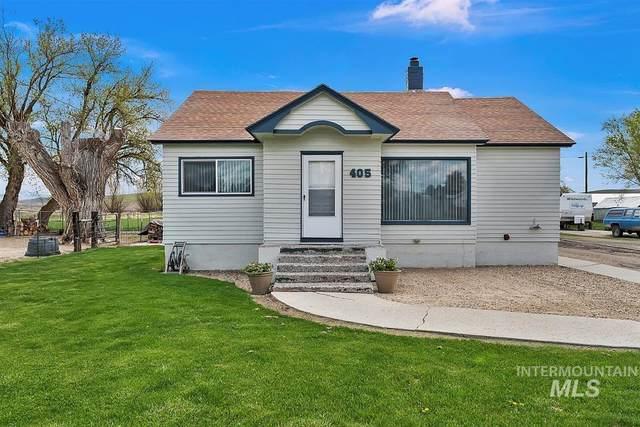 405 Yturri Blvd, Jordan Valley, OR 97910 (MLS #98801775) :: Boise River Realty