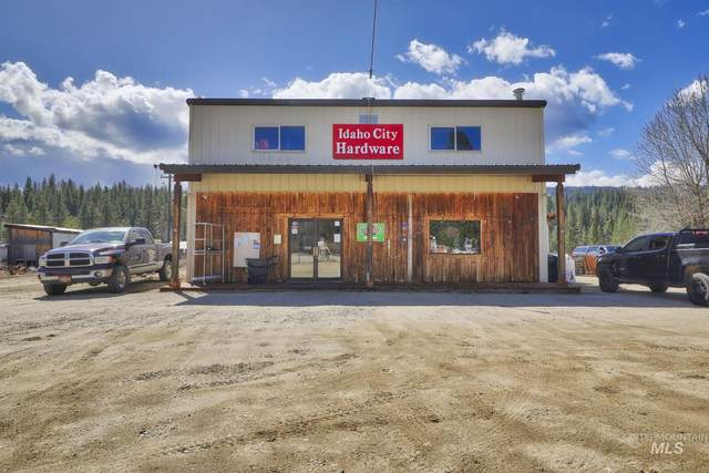 3845 Highway 21, Idaho City, ID 83631 (MLS #98801777) :: Beasley Realty
