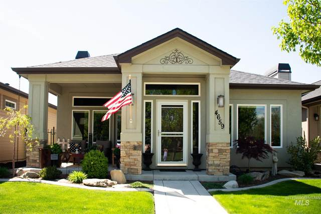 4659 Wakes Pl, Boise, ID 83709 (MLS #98801782) :: City of Trees Real Estate