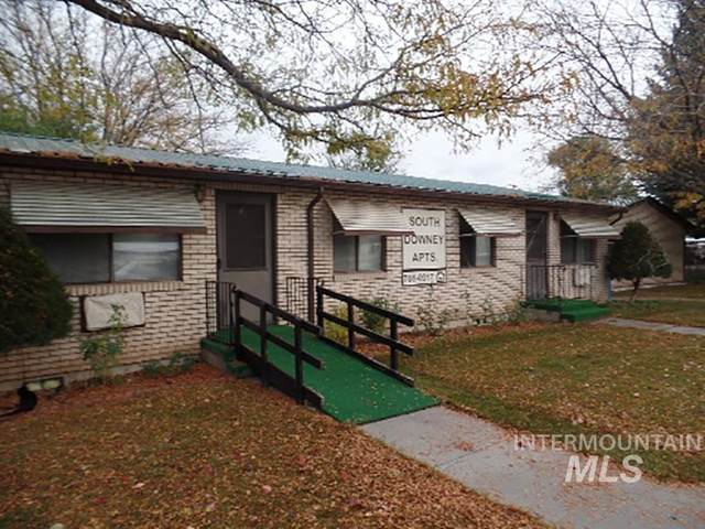 66 S Main, Downey, ID 83234 (MLS #98801790) :: Juniper Realty Group