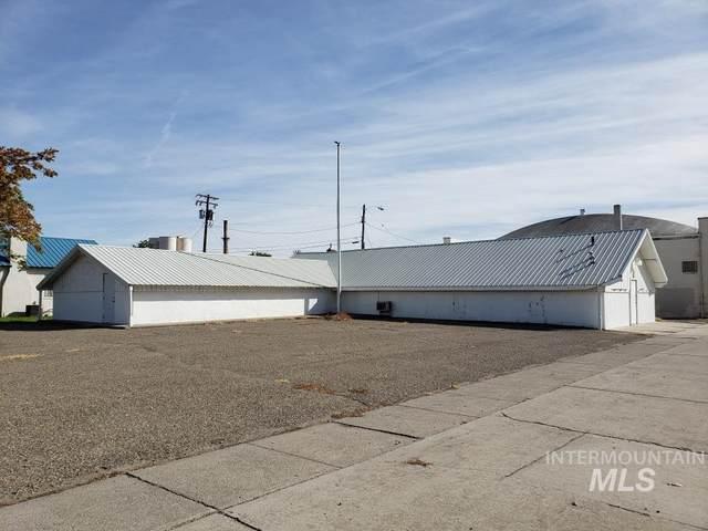 110 N 3rd Street, Nyssa, OR 97913 (MLS #98801801) :: Minegar Gamble Premier Real Estate Services