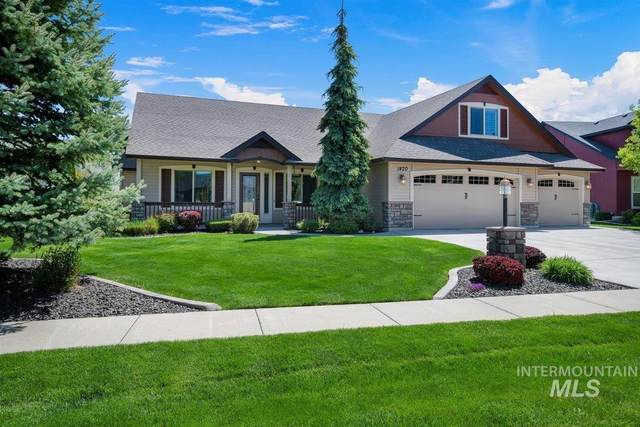 1420 S Whitewater Court, Nampa, ID 83686 (MLS #98801815) :: Build Idaho