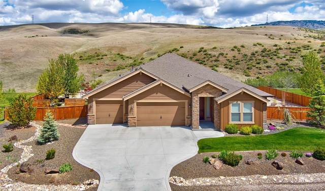 4374 W Sage Creek Drive, Boise, ID 83714 (MLS #98801820) :: Hessing Group Real Estate
