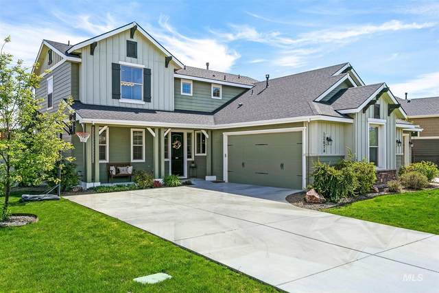 12674 S Carriage Hill, Nampa, ID 83686 (MLS #98801828) :: Epic Realty