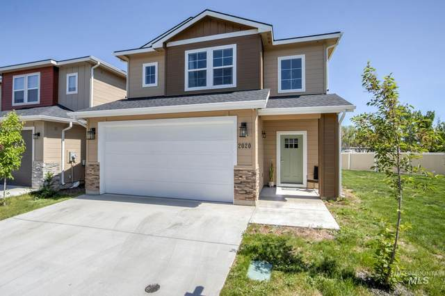2020 W Bella Lane, Nampa, ID 83651 (MLS #98801852) :: Epic Realty
