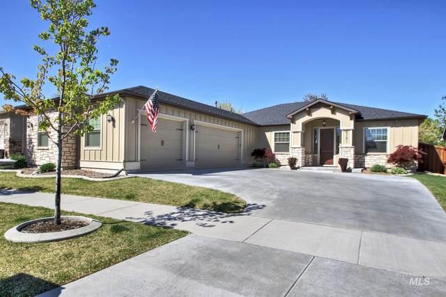 6781 S Red Shine Way, Boise, ID 83709 (MLS #98801868) :: Build Idaho