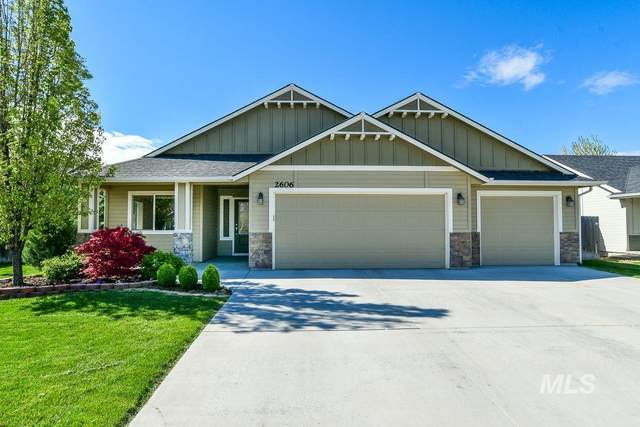 2606 Springcrest St, Caldwell, ID 83607 (MLS #98801879) :: Hessing Group Real Estate
