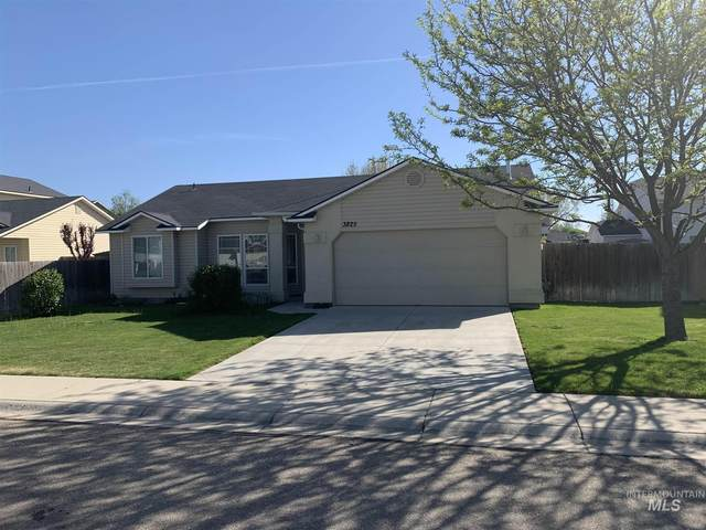 3825 S Clear Springs Dr, Nampa, ID 83686 (MLS #98801894) :: Epic Realty