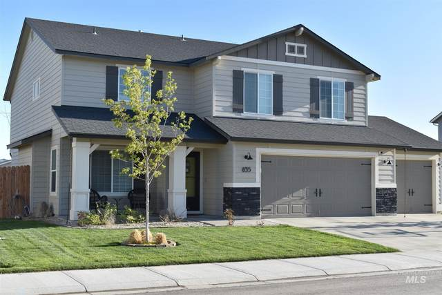 835 SW Miner St., Mountain Home, ID 83647 (MLS #98801896) :: Epic Realty