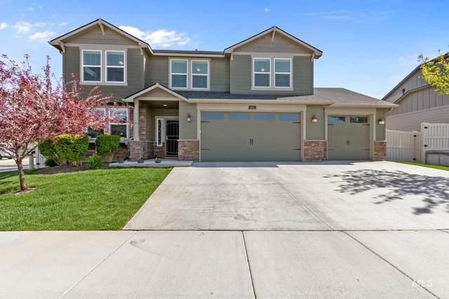 1011 W Riodosa Drive, Meridian, ID 83642 (MLS #98801898) :: Minegar Gamble Premier Real Estate Services