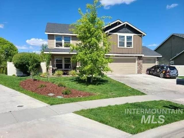 330 S Schober Loop, Nampa, ID 83686 (MLS #98801909) :: Juniper Realty Group
