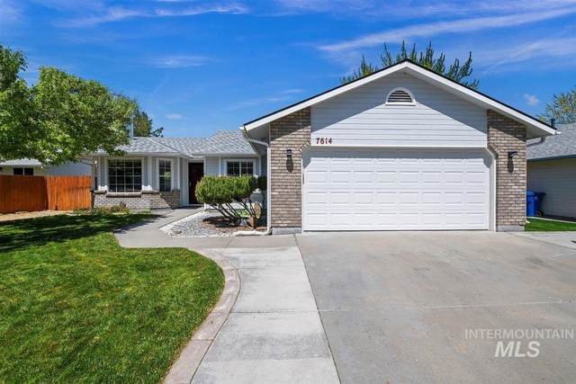 7614 W Packsaddle Ct, Boise, ID 83709 (MLS #98801928) :: Build Idaho
