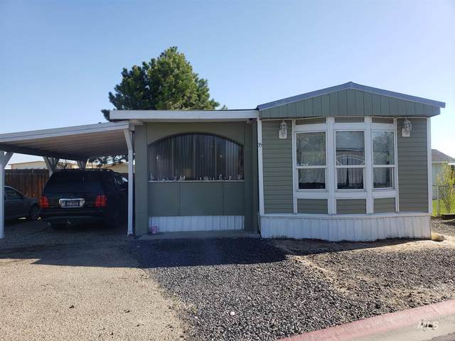5015 E Ustick Rd #35, Caldwell, ID 83605 (MLS #98801929) :: Epic Realty