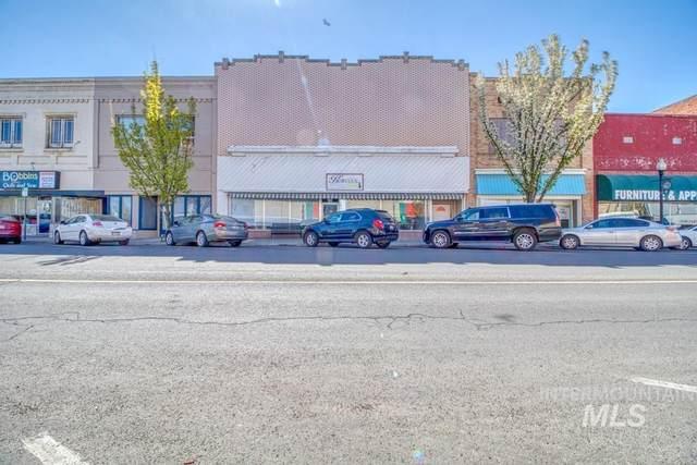 1011 Main Street, Buhl, ID 83316 (MLS #98801932) :: Team One Group Real Estate