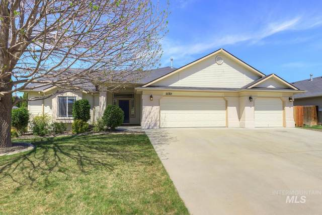 1170 W Emmy Ct, Kuna, ID 83634 (MLS #98801933) :: Navigate Real Estate