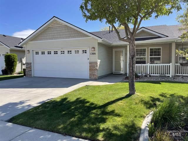 1266 N Alvey Lane, Meridian, ID 83642 (MLS #98801941) :: Navigate Real Estate