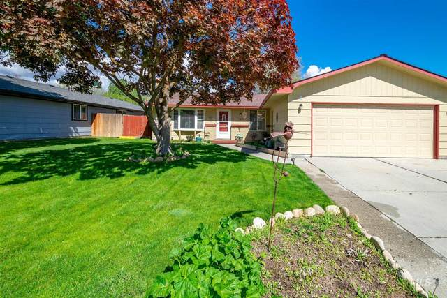 298 S Harlan Place, Eagle, ID 83616 (MLS #98801944) :: Epic Realty