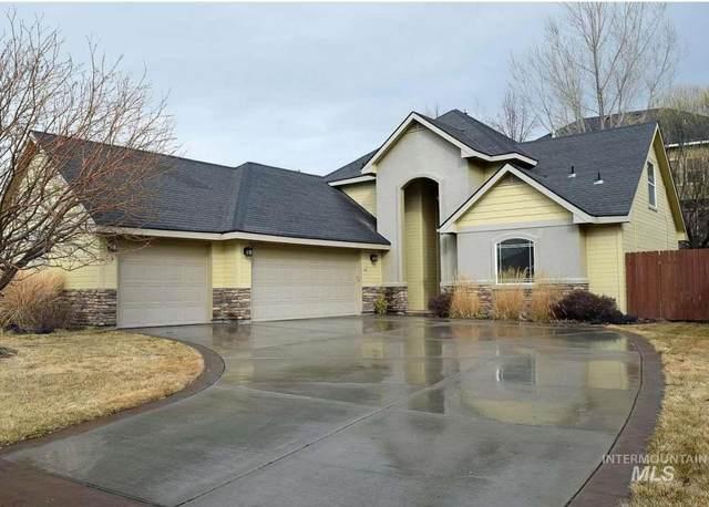 8080 S Legolas Pl, Boise, ID 83709 (MLS #98801956) :: Epic Realty