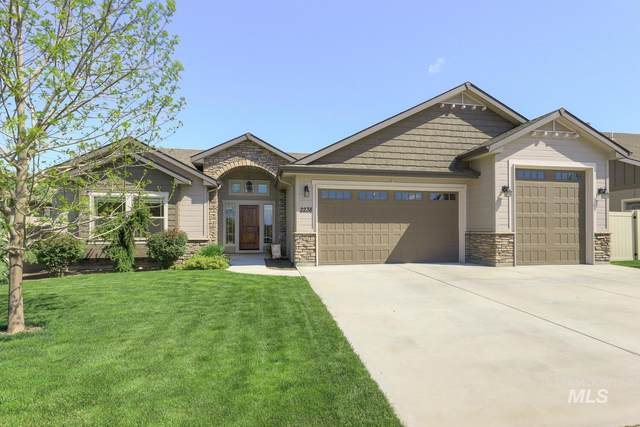 2238 W Beige Ct, Kuna, ID 83634 (MLS #98801960) :: Navigate Real Estate