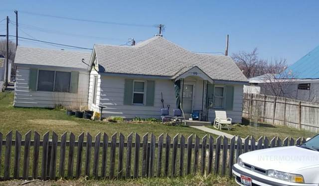610 Albion, Burley, ID 83318 (MLS #98801991) :: Epic Realty