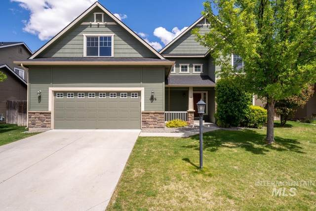 4076 W Hearst Drive, Meridian, ID 83642 (MLS #98802017) :: First Service Group