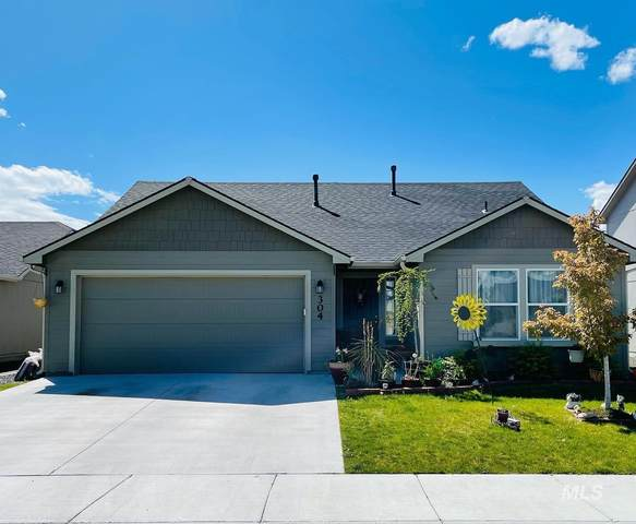 304 Concourse Ave, Caldwell, ID 83605 (MLS #98802019) :: Juniper Realty Group