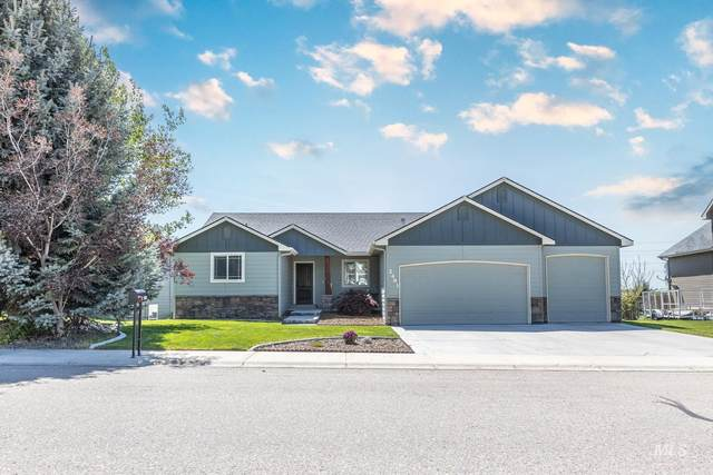2493 S Skyview Dr, Nampa, ID 83686 (MLS #98802021) :: Epic Realty