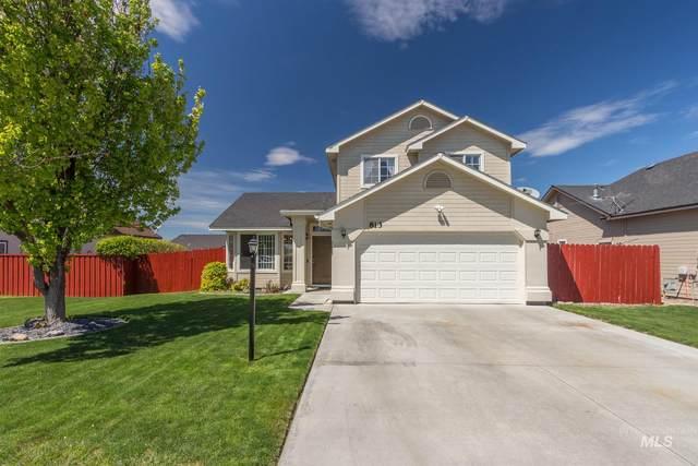 813 E Ross Ln, Caldwell, ID 83605 (MLS #98802022) :: Navigate Real Estate