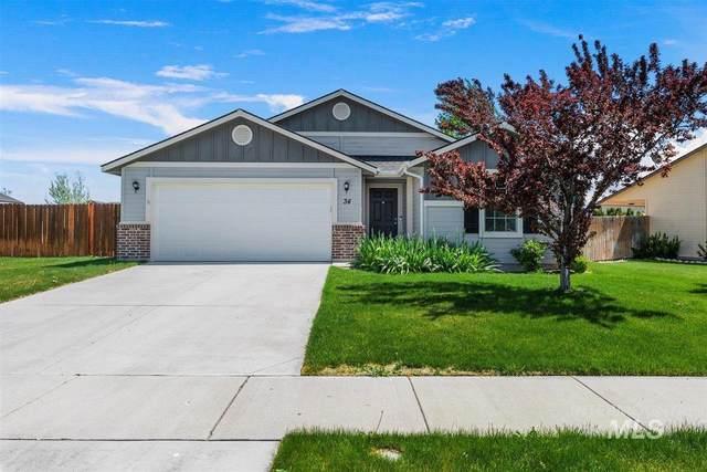 34 Greenlinks Avenue, Middleton, ID 83644 (MLS #98802025) :: Boise Valley Real Estate
