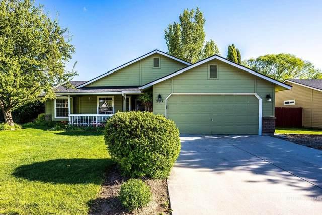 567 E Brown Bear, Meridian, ID 83846 (MLS #98802037) :: Minegar Gamble Premier Real Estate Services