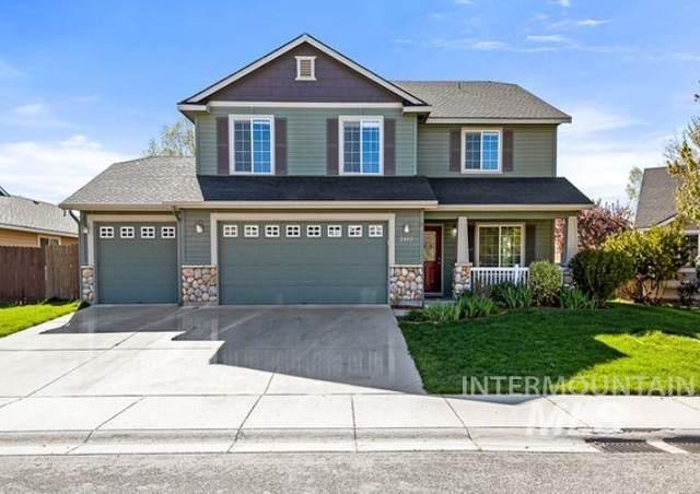 3493 N Lezana Ave, Meridian, ID 83646 (MLS #98802048) :: Michael Ryan Real Estate