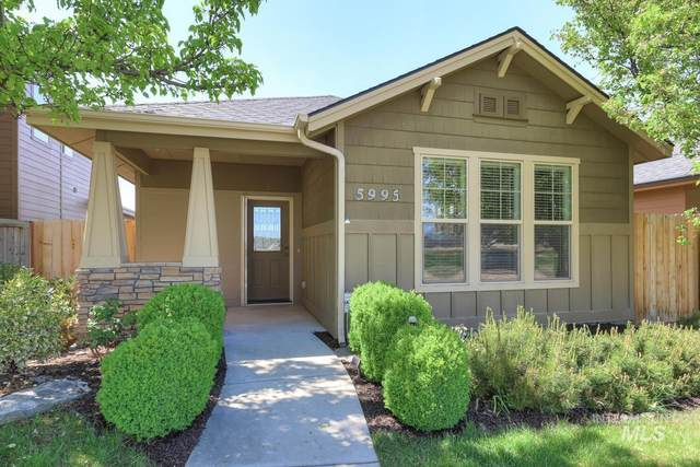 5995 S Pearl Jensen Ave, Boise, ID 83709 (MLS #98802056) :: Navigate Real Estate