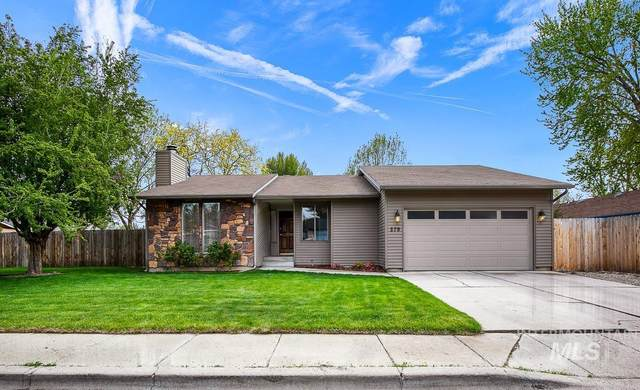279 W Howe Ct, Boise, ID 83706 (MLS #98802063) :: Jon Gosche Real Estate, LLC
