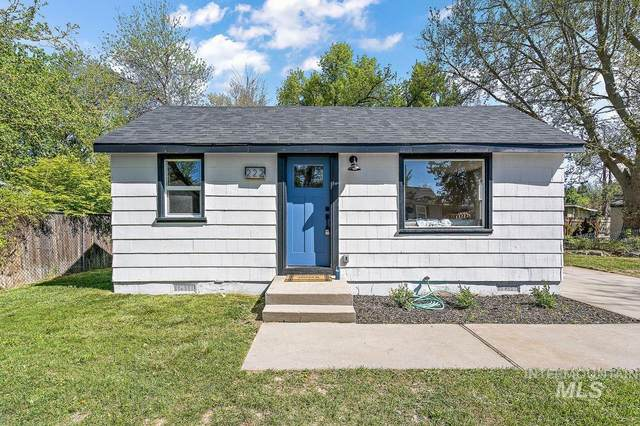 222 W Chester Dr, Boise, ID 83706 (MLS #98802081) :: Build Idaho