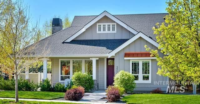 3723 E Timbersaw Dr, Boise, ID 83716 (MLS #98802088) :: Build Idaho