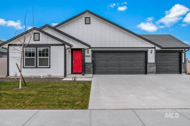 10372 Longtail Dr., Nampa, ID 83687 (MLS #98802089) :: Minegar Gamble Premier Real Estate Services