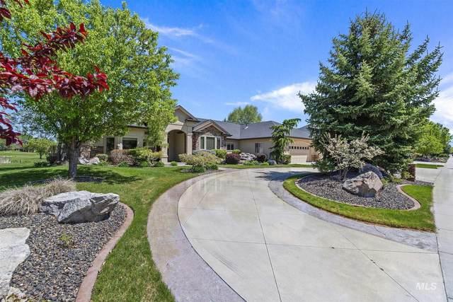 1452 W Oakhampton Dr, Eagle, ID 83616 (MLS #98802094) :: Build Idaho