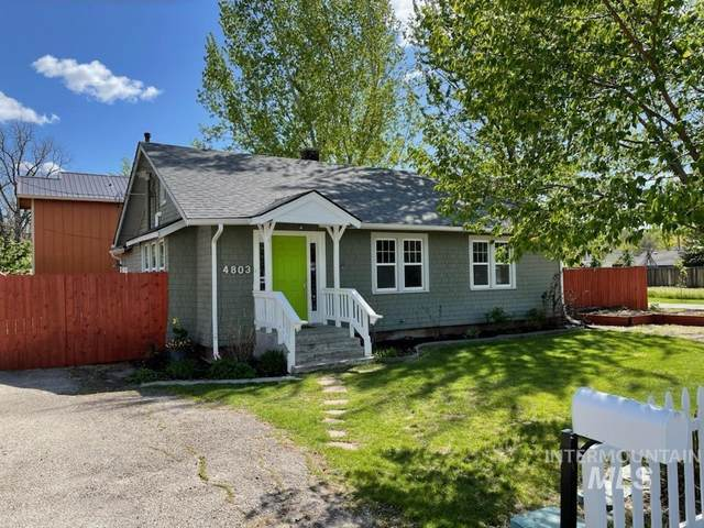 4803 W Alamosa St, Boise, ID 83703 (MLS #98802101) :: City of Trees Real Estate