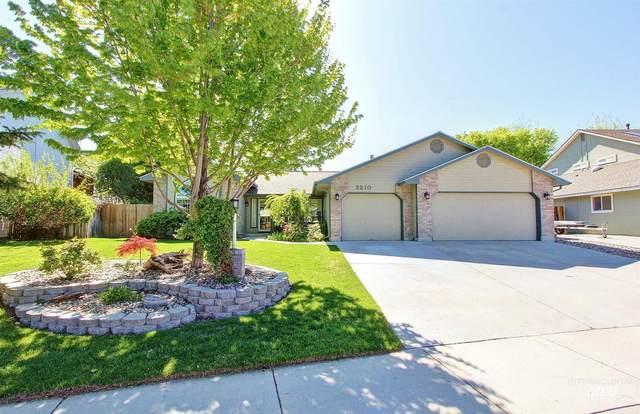 2210 N Glennfield Way, Meridian, ID 83646 (MLS #98802107) :: Minegar Gamble Premier Real Estate Services